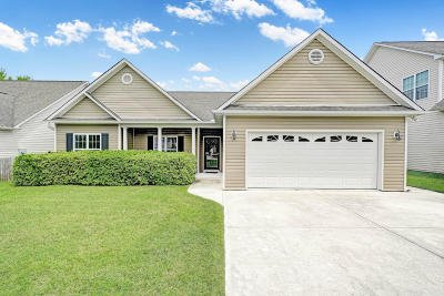 Wilmington NC Single Family Home For Sale: $217,000