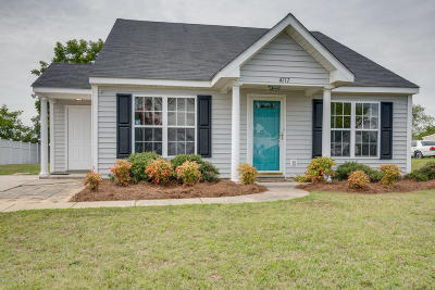 Nash County Single Family Home For Sale: 4717 Morning Glory Way