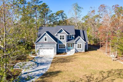 Hampstead Single Family Home For Sale: 119 Canvasback Point