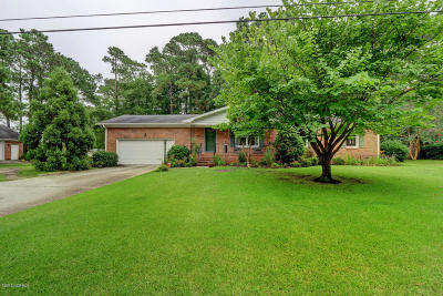 Single Family Home For Sale: 218 Buccaneer Road