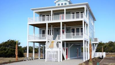 Ocean Isle Beach Single Family Home Pending: 5 Via Dolorosa Drive