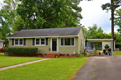 Single Family Home For Sale: 3508 Taylor Street