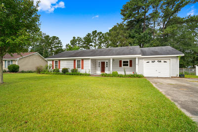 Havelock Single Family Home For Sale: 109 Berkshire Dr Drive