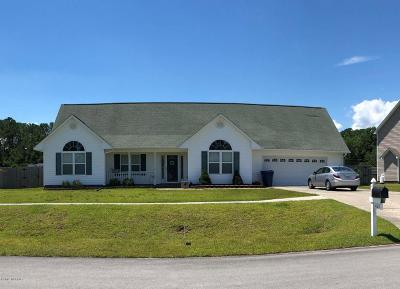 Havelock NC Single Family Home For Sale: $175,000