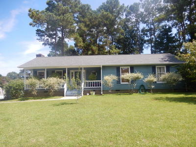 Wilmington NC Single Family Home For Sale: $215,000
