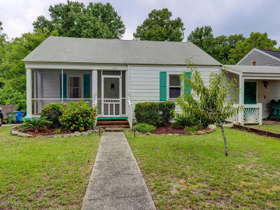 Wilmington NC Single Family Home For Sale: $157,900