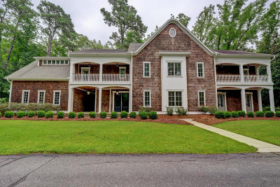 Wilmington NC Single Family Home For Sale: $1,175,000
