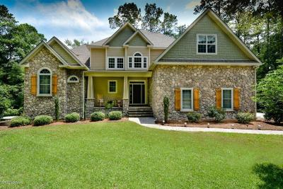 28451 Single Family Home For Sale: 10192 Flint Court SE