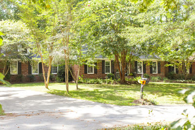 Trent Woods Single Family Home For Sale: 4500 Stratton Drive