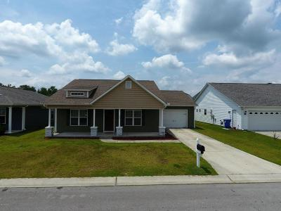 New Bern NC Single Family Home For Sale: $147,900