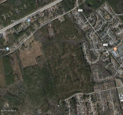 New Bern Residential Lots & Land For Sale: 403 Old Pollocksville Road