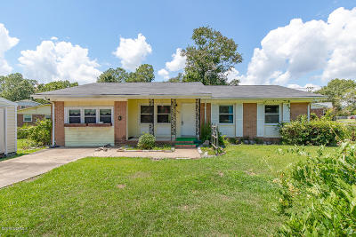 Onslow County Single Family Home For Sale: 309 Sterling Road
