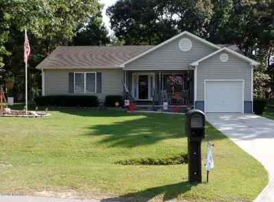 Onslow County Single Family Home For Sale: 204 Falling Leaf Court