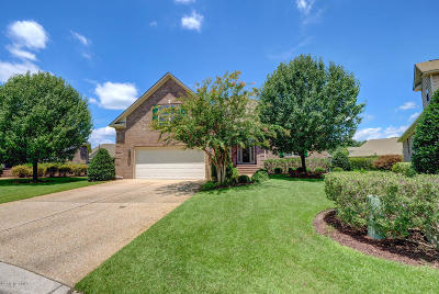 Wilmington NC Single Family Home For Sale: $366,000