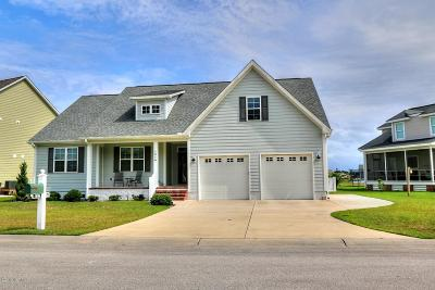 Morehead City Single Family Home For Sale: 1816 Olde Farm Road