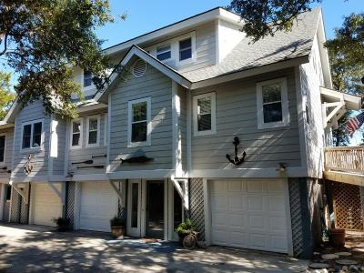 Bald Head Island Single Family Home For Sale: 103 N Bald Head Wynd