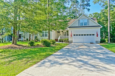 Southport Single Family Home For Sale: 3873 Timber Stream Drive