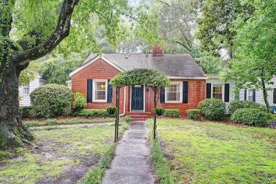 Wilmington NC Single Family Home For Sale: $172,500