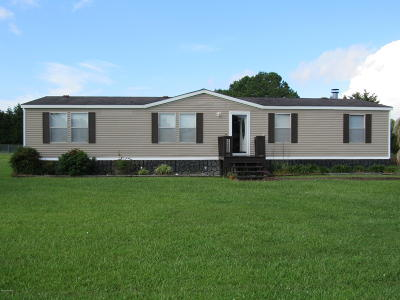 Havelock NC Manufactured Home For Sale: $69,000