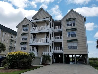 Ocean Isle Beach Condo/Townhouse For Sale: 2 Becky Street #A