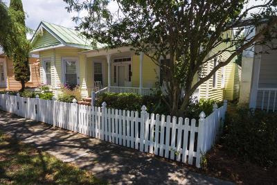 Beaufort Single Family Home For Sale: 113 Broad Street