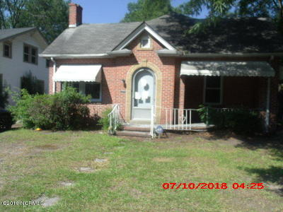 Edgecombe County Single Family Home For Sale: 730 School Road