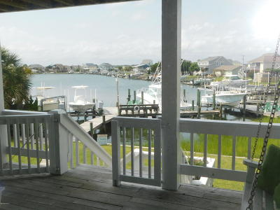 Atlantic Beach Single Family Home For Sale: 114 Pond Drive