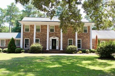 Hampstead Single Family Home For Sale: 415 Whitebridge Road