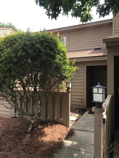 Wilmington Condo/Townhouse For Sale: 211 Saint Luke Court