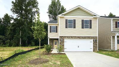 Rocky Mount Single Family Home For Sale: 415 Golden Villas Drive