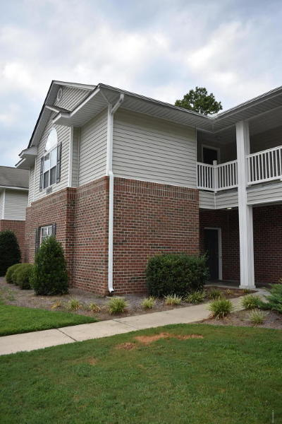 Greenville Condo/Townhouse For Sale: 2235 Locksley Woods Drive #A