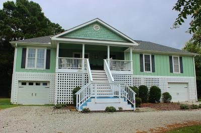Oriental Single Family Home For Sale: 8031 Treasure Drive