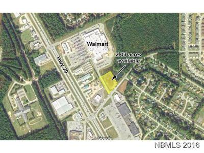 Havelock Residential Lots & Land For Sale: Catawba Road
