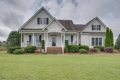 Nash County Single Family Home For Sale: 213 W Beulah Road