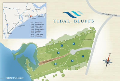 Swansboro Residential Lots & Land For Sale: Lot 6 Tidal Bluffs Court