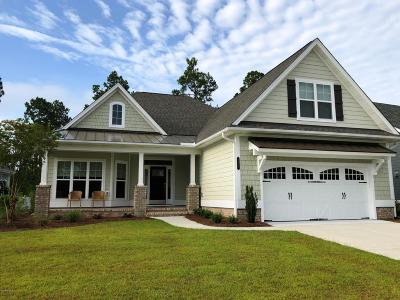 Leland NC Single Family Home For Sale: $446,000