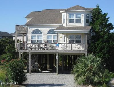 Ocean Isle Beach Single Family Home For Sale: 66 Private Drive