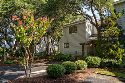 Pine Knoll Shores Condo/Townhouse For Sale: 570 Coral Drive #S-1