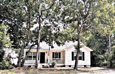 Oak Island Single Family Home For Sale: 110 NW 15th Street