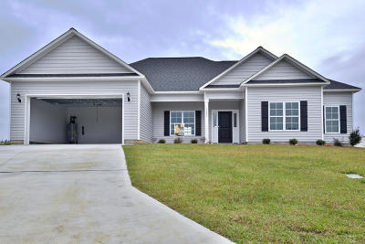 Winterville Single Family Home For Sale: 1205 Fellowes Court