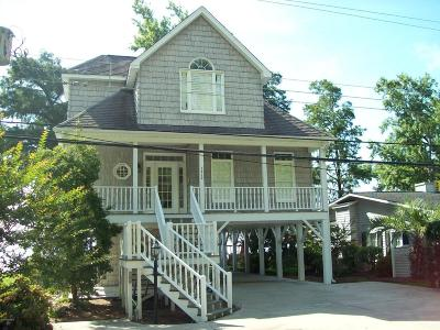 Lake Waccamaw Single Family Home For Sale: 1812 Canal Cove Road