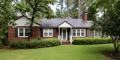 Edgecombe County Single Family Home For Sale: 1907 Speight Forest Drive