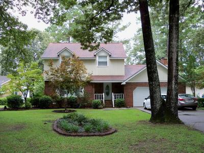 New Bern Single Family Home For Sale: 209 Plantation Drive