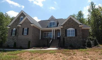 Rocky Mount NC Single Family Home For Sale: $449,900