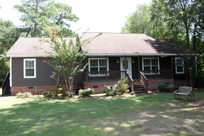 Greenville NC Single Family Home For Sale: $192,000