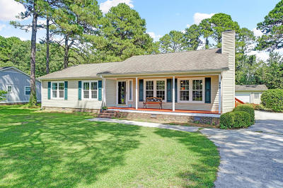 Wilmington NC Single Family Home For Sale: $234,000