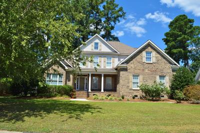 Greenville Single Family Home For Sale: 936 Chesapeake Place