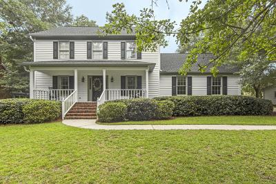 Wilmington Single Family Home For Sale: 5740 Oak Bluff Lane