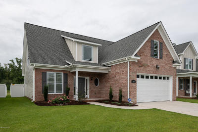 Winterville Single Family Home For Sale: 1217 Brighton Drive