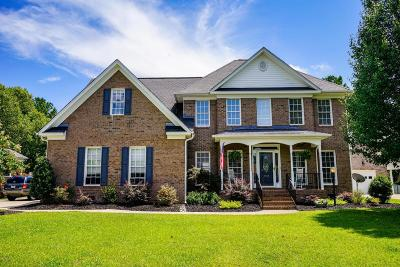 Greenville Single Family Home For Sale: 3705 Bach Circle